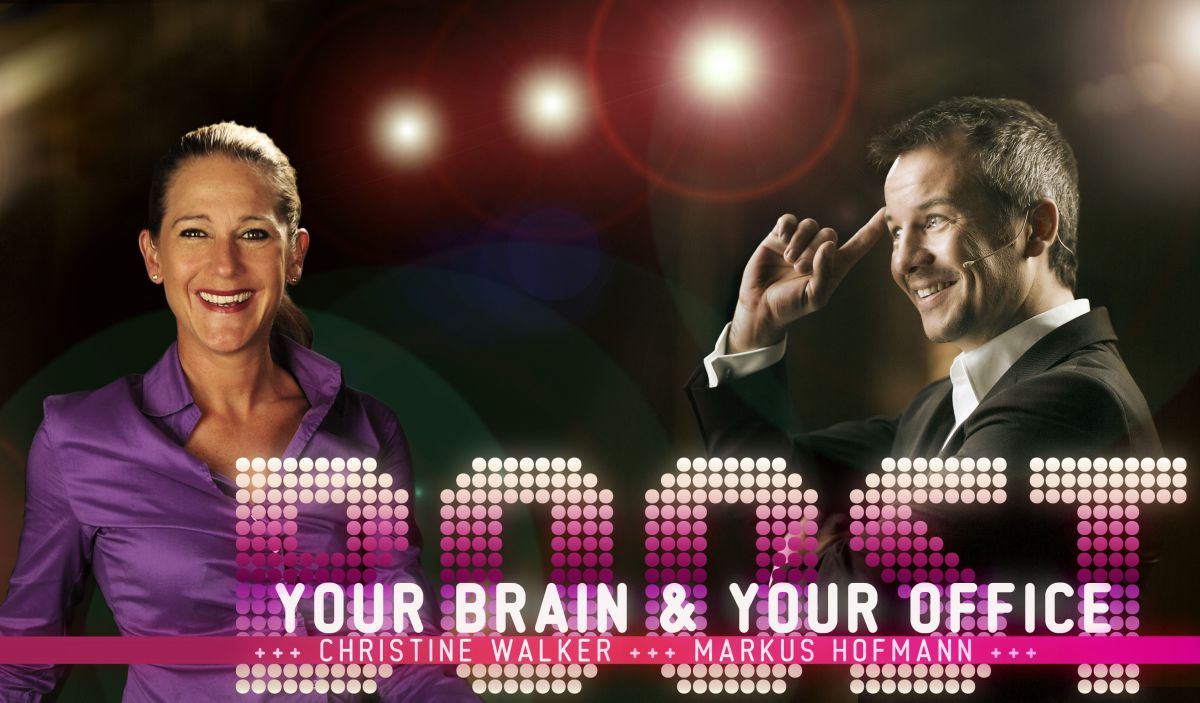 BOOST YOUR BRAIN & YOUR OFFICE – Die Experten im Interview